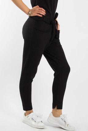Купить Спортивные штаны Mirolia 403 черный, Спортивные штаны, 403, черный, Хлопок 95%+ПЭ 5%, Мультисезон