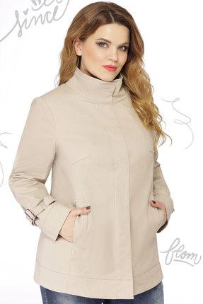 Купить со скидкой Куртка LeNata 11855 бежевый