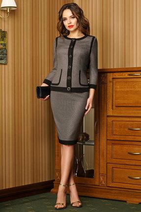 Комплект юбочный Lissana 3345 светло-коричневый