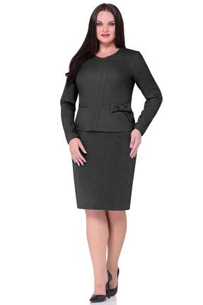 Купить со скидкой Комплект юбочный Golden Valley 6103 темно-серый