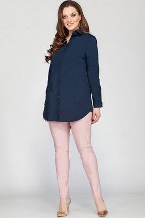 Купить Комплект брючный Bonna Image 255 синий, Брючные, 255, синий, Рубашка - 100% Х/б Брюки - 100% ПЭ, Мультисезон