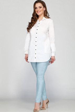 Купить Комплект брючный Bonna Image 255 белый, Брючные, 255, белый, Рубашка - 100% Х/б Брюки - 100% ПЭ, Мультисезон