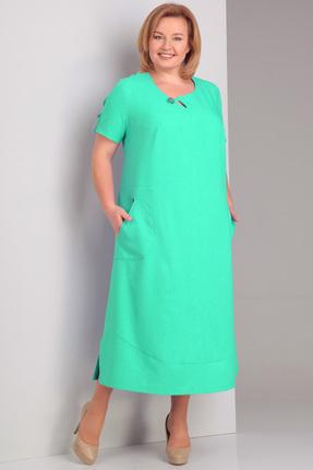 Платье Algranda 2919 мята thumbnail