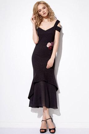 Платье Anna Majewska 1092 черный