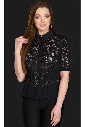 Купить со скидкой Блузка DiLiaFashion 0106 черный