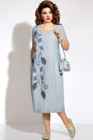 Платье Vittoria Queen 5443/2 голубой