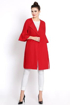 Купить Платье PIRS 365 красный, Платья, 365, красный, 49% хлопок 48% нейлон 3 % спандекс, Мультисезон
