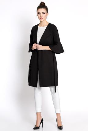 Купить Платье PIRS 366 черный, Платья, 366, черный, 49% хлопок 48% нейлон 3 % спандекс, Мультисезон