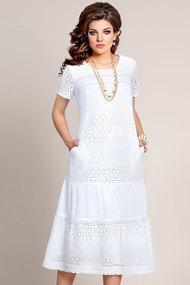 Платье Vittoria Queen 6563/2 белый