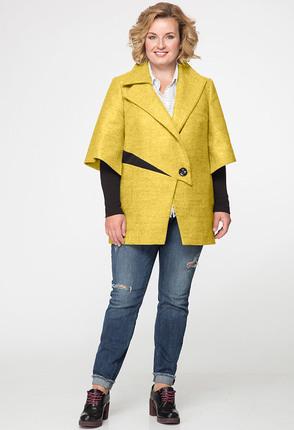 Фото #1: Пальто Avanti Erika 530-2 желтый