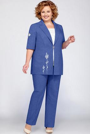 Комплект брючный LaKona 1118 синий