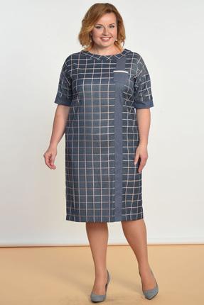 Купить со скидкой Платье Lady Style Classic 1550 джинс