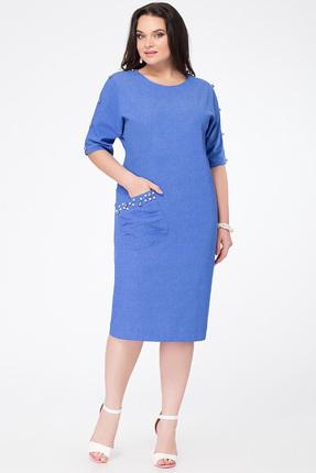 Фото - Платье Avanti Erika 633-1 синие тона цвет синие тона