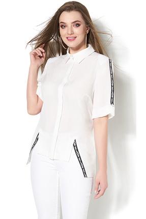 Женская рубашка блузка DiLiaFashion