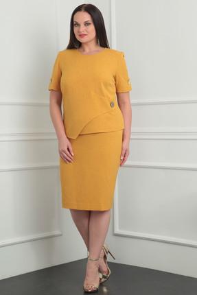 Комплект юбочный Milana 932 желтые тона
