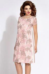 Платье Vittoria Queen 6063-1 пудра