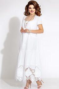 Платье Vittoria Queen 6183 белый