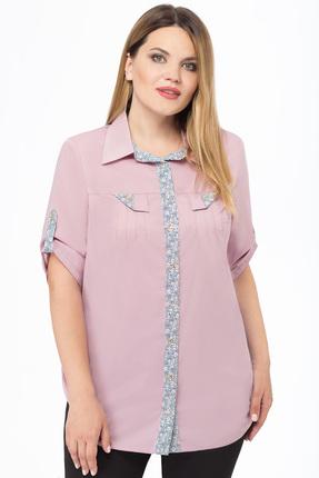 Купить Рубашка Дали 405 клевер, Рубашки, 405, клевер, Хлопок -100%, Лето