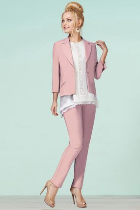 Комплект брючный Lady Secret 2393 розовые тона