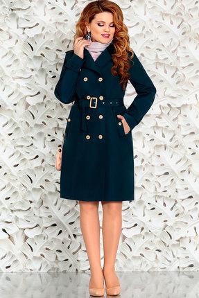 Плащ Mira Fashion 4391 темно-синий