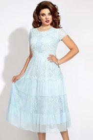 Платье Vittoria Queen 6123/2 голубой
