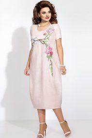 Платье Vittoria Queen 5803/3 пудра