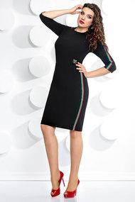 Платье Мублиз 205 черный