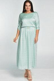 Платье Elga 01-553 светло-бирюзовый