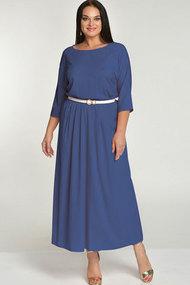 Платье Elga 01-553 синий