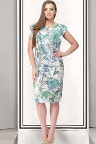 Платье ТАиЕР 710 светлые тона