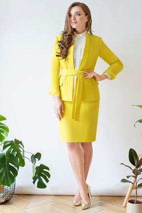 Комплект юбочный ЮРС 18-844-1 желтый