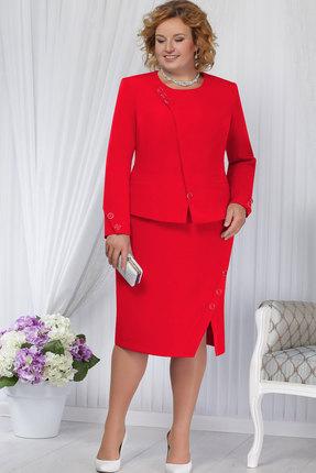 Комплект юбочный Ninele 5653 красный