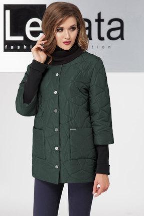 Куртка LeNata 11802 зеленый LeNata