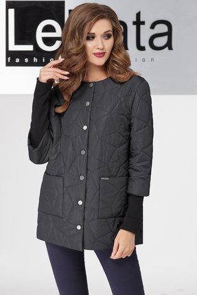 Куртка LeNata 11802 темно-серый LeNata