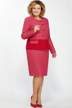 Комплект юбочный LaKona 1132 красный