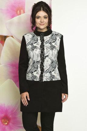 Купить со скидкой Пальто Solomeya Lux 484 черный