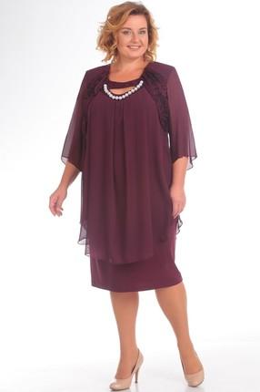 Купить Платье Pretty 210 марсала, Платья, 210, марсала, Шифон, масло (95%полиэстр 5%спандекс, 100% полиэстр), Мультисезон